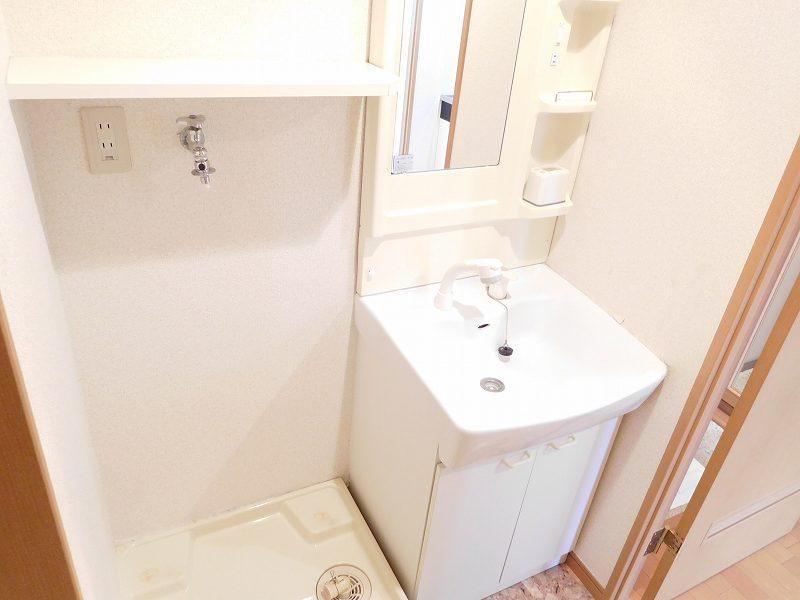 洗面所/室内洗濯機置き場