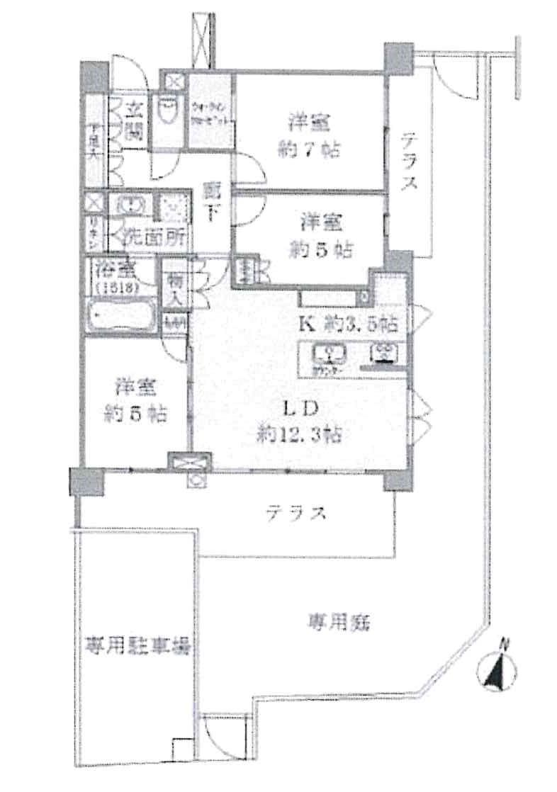 Brillia関町北 102号室